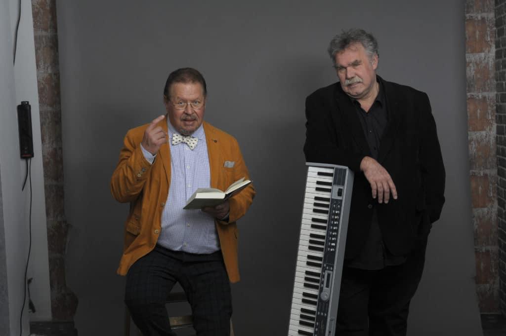 Gerhard Polacek und Reiner Hiby