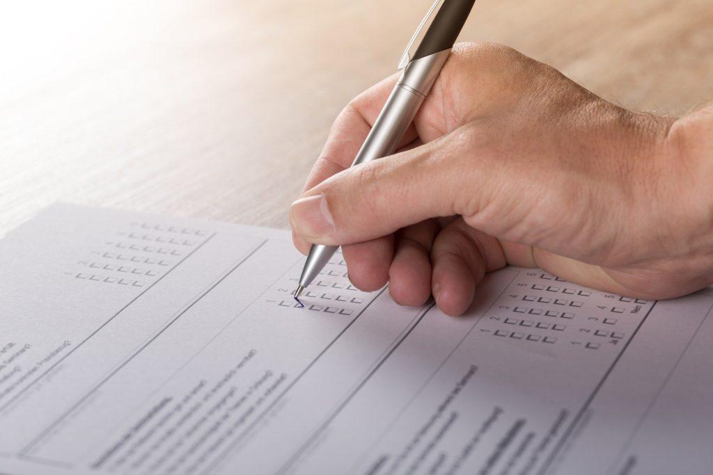 Umfragebogen
